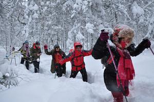 冬令营--东北雪乡嗨翻天