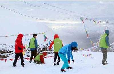 《北国雪境》—— 冬季游学计划
