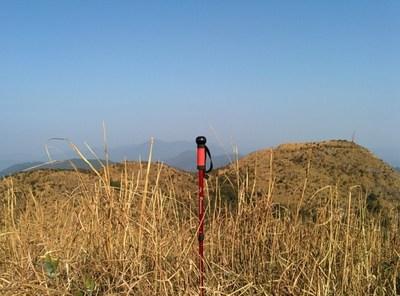 5.1登山活动   挑战广州最高峰,满山的芦苇荡,心中的天堂顶