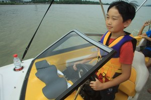 游艇夏令营来袭!让孩子度过一个最有意义的暑假!